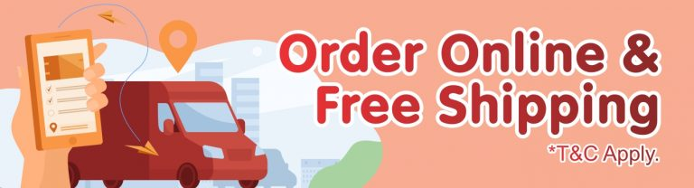 Promotion - Free Shipping (2)   RB Hamper